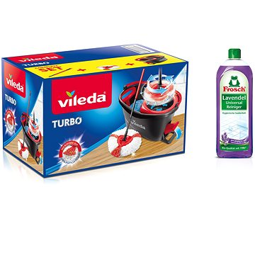 VILEDA Easy Wring and Clean TURBO - Felmosó