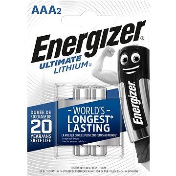 Energizer Ultimate Lithium AAA / 2 - Eldobható elem