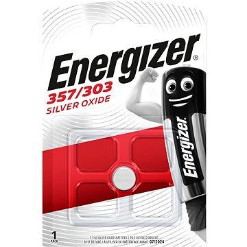 Energizer óra elem 357 / 303 / SR44 - Gombelem
