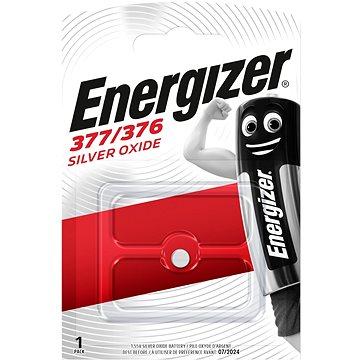 Energizer óra elem 377/376 / SR66 - Gombelem