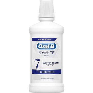 Oral-B 3D White Luxe Perfection 500 ml - Szájvíz