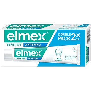 ELMEX Sensitive Whitening 2× 75 ml - Fogkrém