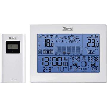 EMOS vezeték nélküli otthoni meteorológiai állomás E8835 - Időjárás állomás