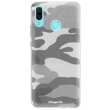 iSaprio Gray Camuflage 02 a Huawei Nova 3 készülékhez - Telefon hátlap