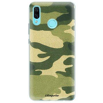 iSaprio Green Camuflage 01 a Huawei Nova 3 készülékhez - Telefon hátlap