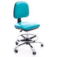 ALBA Eco türkiz - Műhely székek