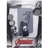 MARVEL Avengers - matricák - Oldaljelölő címke