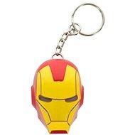 MARVEL Iron Man - világító kulcstartó - Zseblámpa kulcstartó