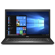 Dell Latitude 7480 Touch Fekete - Laptop