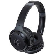 Audio-technica ATH-S200BT fekete - Mikrofonos fej-/fülhallgató