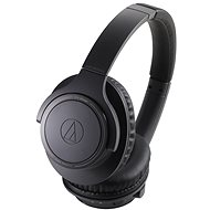 Vezeték nélküli fül-/fejhallgató Audio-technica ATH-SR30BT, fekete