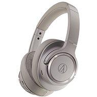 Audio-technica ATH-SR50BT, szürke - Mikrofonos fej-/fülhallgató