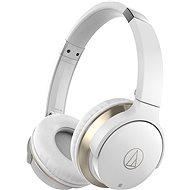 Audio-technica ATH-AR3BT white - Fej-/Fülhallgató