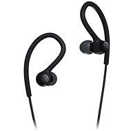 Audio-Technica Sport10BK - Fej-/Fülhallgató