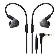 Audio-Technica ATH-LS70iS - Mikrofonos fej-/fülhallgató