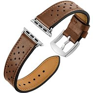 Eternico Apple Watch 38mm / 40mm Leather Band, barna - Szíj