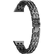 Eternico 42mm / 44mm Metal fekete Apple Watch-hoz - Szíj