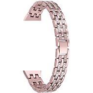 Eternico 42mm / 44mm Metal rózsaszín-arany Apple Watch-hoz - Szíj