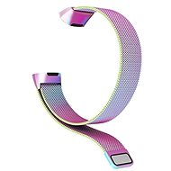 Eternico Fitbit Charge 3 / 4 Steel, sokszínű (Large) - Szíj
