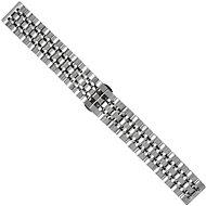 Eternico Huawei Watch GT / GT 2 42mm rozsdamentes acél ezüst - Szíj