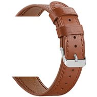 Eternico Samsung Quick Release 20 Leather Band barna - Szíj