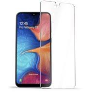 AlzaGuard Glass Protector Samsung Galaxy A20e készülékhez - Képernyővédő
