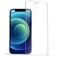 AlzaGuard üvegvédő fólia iPhone 12 Mini készülékhez - Képernyővédő