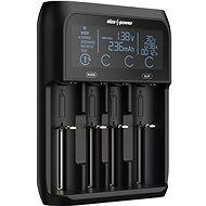 AlzaPower AP450B USB akkumulátor töltő - Elem töltő