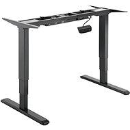 AlzaErgo asztal ET2 NewGen Black - Asztal