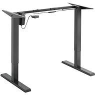 Asztal AlzaErgo ET2.1 asztal fekete - Stůl