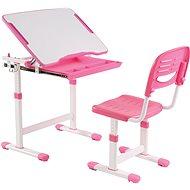 AlzaErgo Table ETJ100 rózsaszín - Gyerek asztal