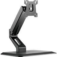 Monitorállvány AlzaErgo Arm S60B fekete