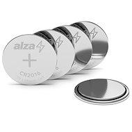AlzaPower CR2016 5db - Knoflíková baterie