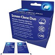 AF Screen-Clene Duo - 20 + 20 db csomag - Tisztítókendő