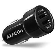 AXAGON PWC-5V3 SMART Dual USB - Autós töltő