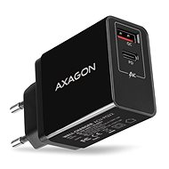 AXAGON ACU-PQ22 QUICK és PD Dual USB - Töltő