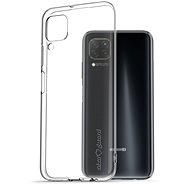 Mobiltelefon hátlap AlzaGuard Huawei P40 Lite készülékre, áttetsző - Kryt na mobil