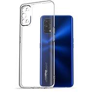 Telefon hátlap AlzaGuard a Realme 7 Pro számára átlátszó - Kryt na mobil