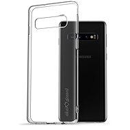AlzaGuard a Samsung Galaxy S10  készülékhez átlátszó - Mobiltelefon hátlap