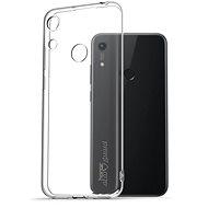 AlzaGuard Honor 8A készülékhez áttetsző - Mobiltelefon hátlap
