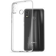 AlzaGuard Crystal Clear TPU Case Honor 9X Lite készülékhez - Mobiltelefon hátlap