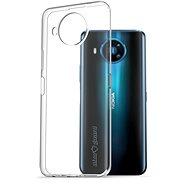 AlzaGuard Crystal Clear TPU Nokia 8.3 5G készülékhez - Mobiltelefon hátlap