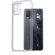AlzaGuard Crystal Clear TPU case Realme 8 Pro készülékhez - Mobiltelefon hátlap