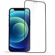 AlzaGuard Glass Protector iPhone 12 Mini készülékre - Képernyővédő