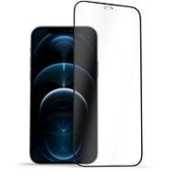 AlzaGuard Glass Protector iPhone 12 / 12 Pro készülékre - Képernyővédő