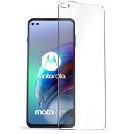 AlzaGuard 2.5D tokbarát üvegvédő Motorola Moto G100 készülékhez - Képernyővédő