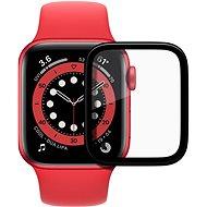 AlzaGuard FlexGlass Apple Watch 44mm okosórához - Képernyővédő