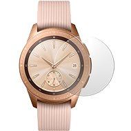 AlzaGuard FlexGlass Samsung Galaxy Watch 42mm okosórához - Képernyővédő