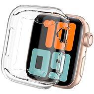 AhaStyle TPU tok az Apple Watch számára, 40 MM, átlátszó, 2db - Okosóra tok