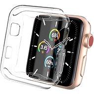 AhaStyle TPU tok az Apple Watch számára 42 MM, átlátszó, 2 db - Okosóra tok